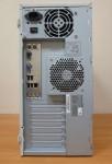 Системный блок XEON5460 - задняя стенка